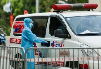 Khẩn tìm người đến Bệnh viện Nông nghiệp ở Thanh Trì do có 3 nhân viên dương tính
