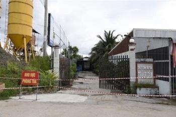Khởi tố một giám đốc ở Cà Mau liên quan đến dịch bệnh