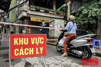 Ổ dịch Covid-19 ở Thanh Xuân lại thêm 33 ca, Hà Nội ghi nhận 74 ca trong ngày