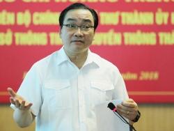 Bí thư Hà Nội khẳng định không thể lờ đi thông tin trên mạng xã hội