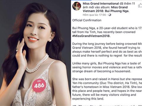 a hau phuong nga duoc danh gia cao tai miss grand international 2018