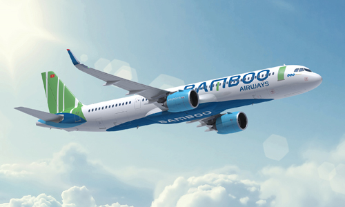 bamboo airways thue them ba may bay airbus chua qua su dung