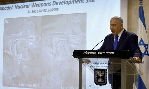 israel cao buoc iran giau co so vu khi hat nhan