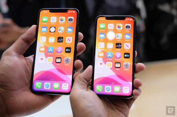iphone doi cu truc trac sau khi iphone 11 ra mat