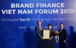 Viettel đứng đầu nhóm thương hiệu giá trị nhất Việt Nam