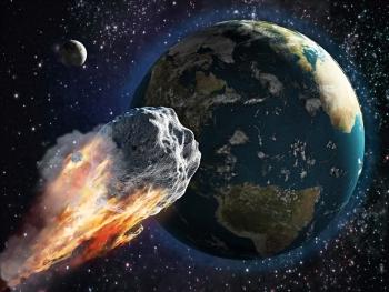 Thiên thạch to gấp đôi đấu trường La Mã sắp lao vào trái đất