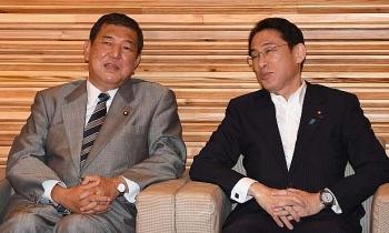 Hai cựu bộ trưởng ứng cử ghế thủ tướng Nhật