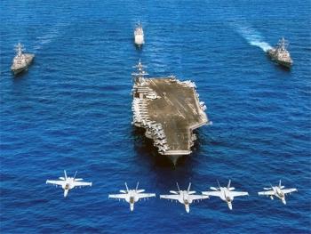"""""""Sát thủ tàu sân bay"""" Trung Quốc gây thêm căng thẳng ở Biển Đông"""