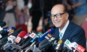 Lý Gia Thành vẫn giàu nhất Hong Kong nhờ Zoom