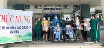 11 bệnh nhân Covid -19 ở Đà Nẵng được ra viện