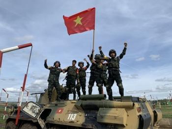 Các đội tuyển Quân đội nhân dân Việt Nam giành thành tích cao tại Army Games 2020 chào mừng Quốc khánh 2-9