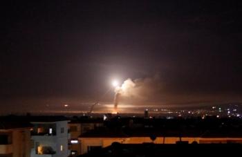 Hệ thống phòng không Syria bắn hạ hầu hết tên lửa của Israel