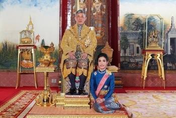 Hoàng quý phi Thái Lan được phục vị