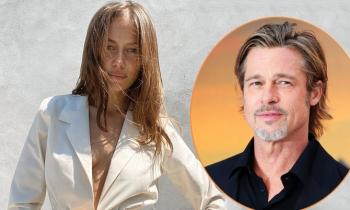 Bạn gái khoe ảnh gợi cảm sau kỳ nghỉ với Brad Pitt