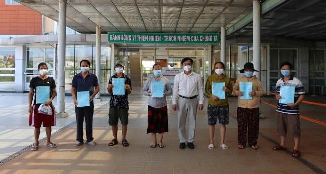 42/96 bệnh nhân ở Quảng Nam khỏi COVID-19