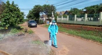 Thêm một ca bạch hầu, Đắk Lắk lập chốt chặn, cách ly cả thôn ở TP Buôn Ma Thuột