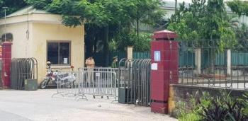 Nổ kinh hoàng tại nhà máy Licogi 12 ở Hà Nội, ít nhất 2 người thương vong