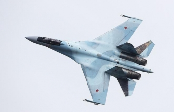 Đài Loan bác tin đồn bắn hạ tiêm kích Su-35 của Trung Quốc
