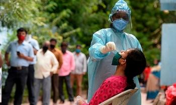 Ấn Độ đã vượt 4 triệu ca mắc covid-19