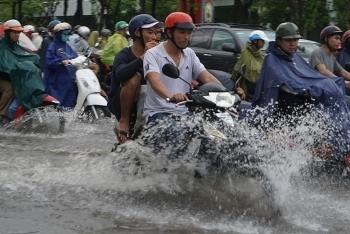 Thời tiết hôm nay 1/11: Tây Nguyên và Nam Bộ có mưa dông