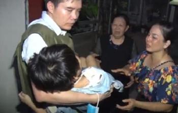 Giải cứu bé gái 6 tuổi bị bố đẻ bạo hành ở Bắc Ninh, thu giữ một khẩu súng K59