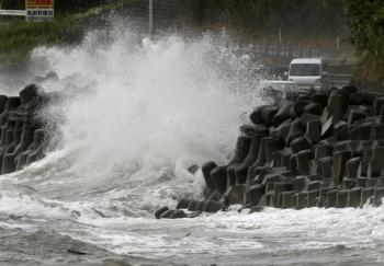 Siêu bão Haishen tấn công, Hàn Quốc đóng cửa 2 lò phản ứng hạt nhân