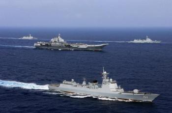 Trung Quốc thông báo tổ chức một loạt cuộc tập trận quân sự