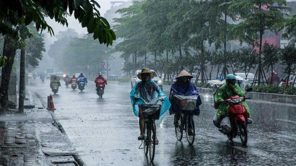 Thời tiết hôm nay 15/8: Bắc Bộ mưa lớn, cảnh báo lũ quét, sạt lở đất