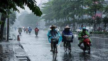 Thời tiết hôm nay 8/9: Bắc Bộ mưa lớn, trời dịu mát