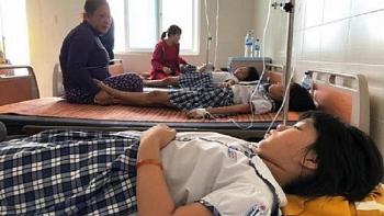 Gần 20 trẻ ở chùa Kỳ Quang 2 - TP HCM nhập viện nghi ngộ độc thực phẩm