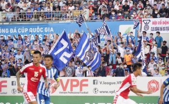 Bóng đá Việt Nam lại khiến thế giới phải trầm trồ