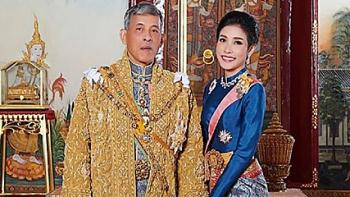 Cuộc sống bên 22 thê thiếp của vua Thái Lan