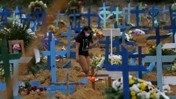 Cập nhật Covid-19: Gần triệu 29 ca mắc và 923.730 ca tử vong trên thế giới