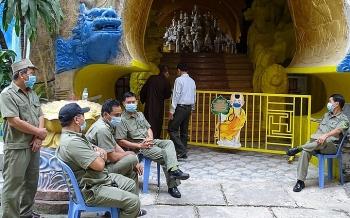 407 hũ tro cốt tại chùa Kỳ Quang 2 được nhận diện
