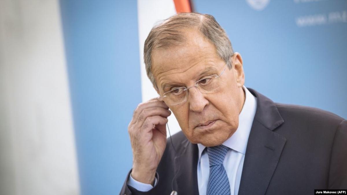 Ngoại trưởng Nga Sergey Lavrov. Ảnh: AP
