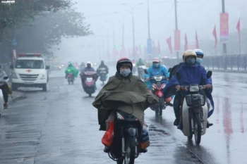 Bắc Bộ sắp đón không khí lạnh, Biển Đông có thể xuất hiện bão