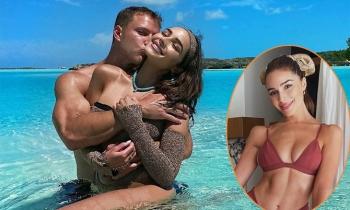 Hoa hậu Hoàn vũ đăng ảnh nóng bỏng với bạn trai