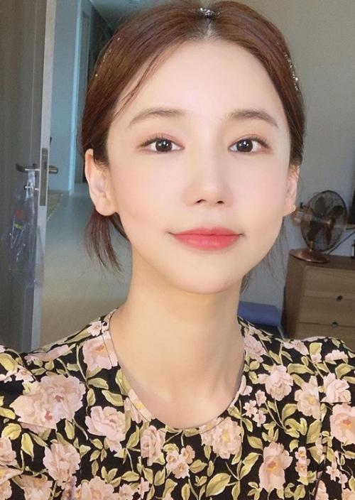 Hình ảnh cuối Oh In Hye chia sẻ trên mạng xã hội.
