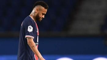 """Nhận thẻ đỏ vì đánh nguội, Neymar thừa nhận: """"Tôi hành xử như gã hề"""""""