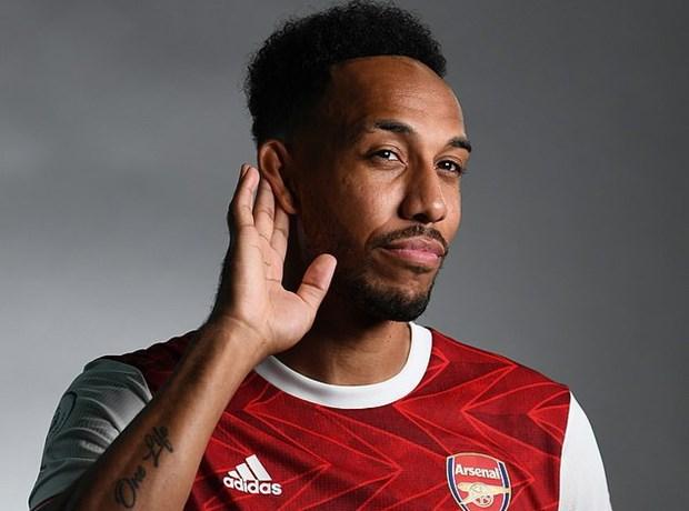 Aubameyang gia han hop dong, nhan luong 'khung' nhat Arsenal hinh anh 1