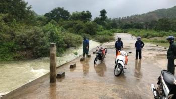 Quảng Trị: Mưa lớn gây chia cắt nhiều nơi, thuỷ điện xả lũ khẩn cấp