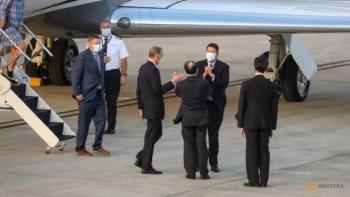 Quan chức Mỹ thăm Đài Loan, Trung Quốc ráo riết tập trận ngoài biển