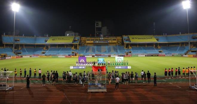 Chung kết Cúp Quốc gia Hà Nội FC vs Viettel đón 3000 khán giả