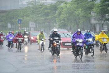 Thời tiết hôm nay 20/9: Mưa dông trên cả nước