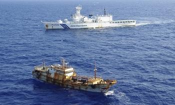 Tuần duyên Mỹ chỉ trích dân quân biển Trung Quốc