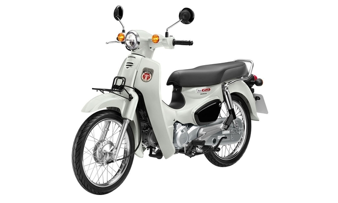 honda super cub 110 the he moi gia 1500 usd