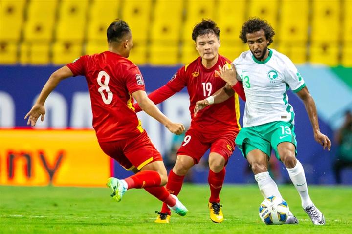 Bảng B vòng loại World Cup 2022: Tuyển Việt Nam tiếc nuối, Trung Quốc xếp cuối - 2