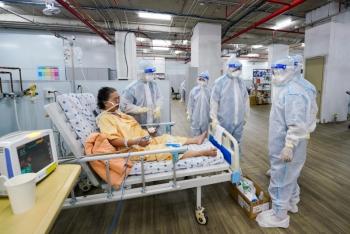Thứ trưởng Bộ Y tế kêu gọi các F0 khỏi bệnh cùng chống dịch