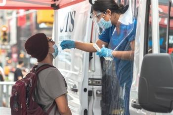 Biến thể Mu của SARS-CoV-2 xuất hiện ở 47 bang nước Mỹ
