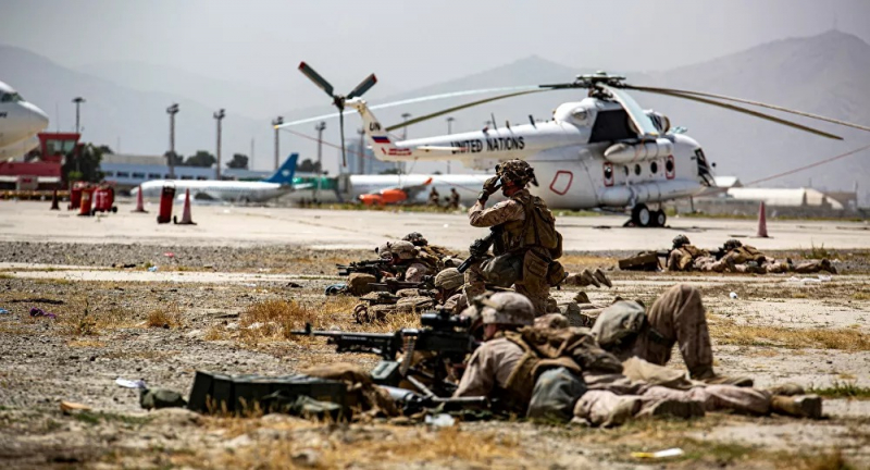 Binh sĩ Mỹ sẽ còn quay trở lại Afghanistan -0